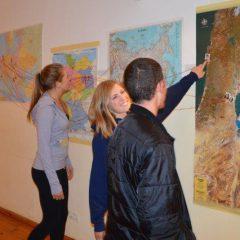 התנדבות בגרמניה עם ארגון בית בן-יהודה