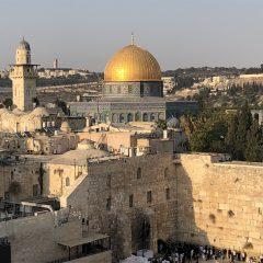 Dialogue in Jerusalem